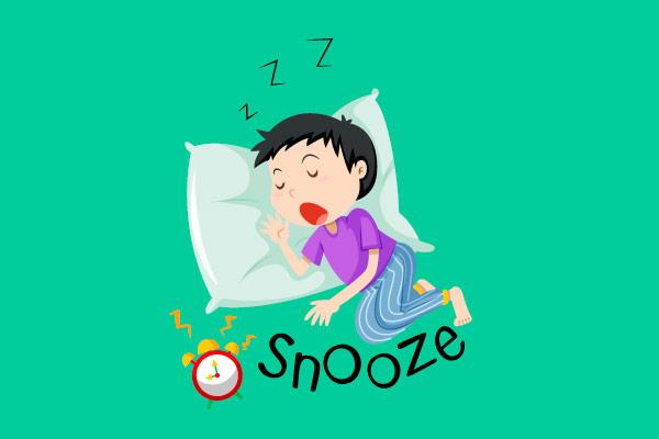 Apelidos para quem Dorme muito
