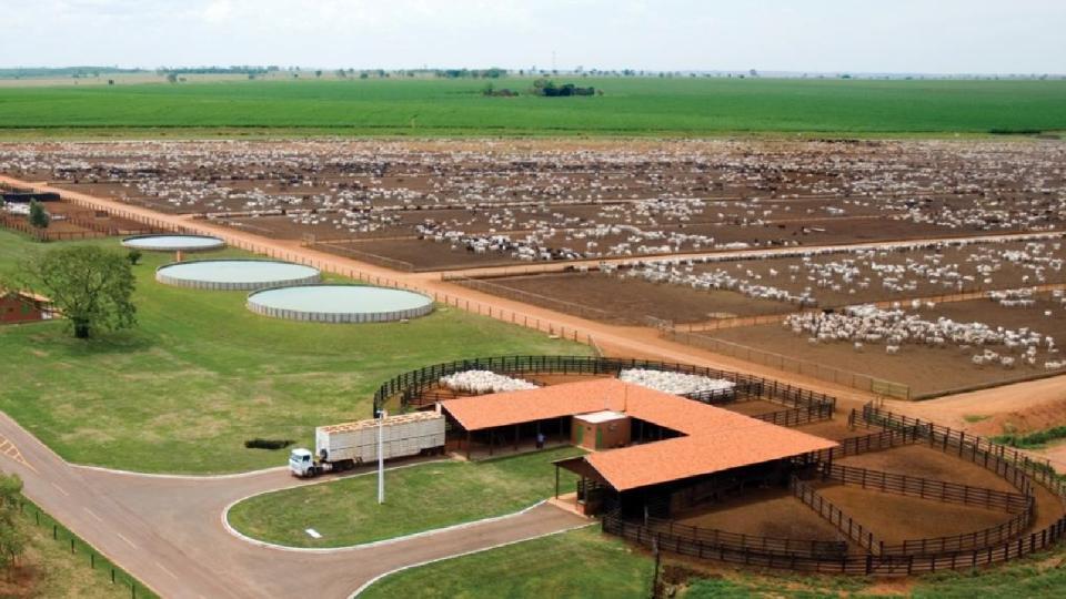 Maiores fazendas do Brasil