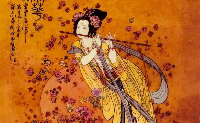 Deusa da Beleza Japonesa