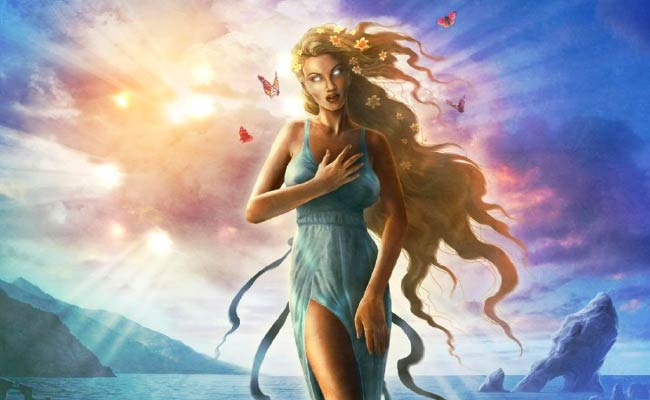 Deusas da Beleza grega, romana, nórdica, egipcia