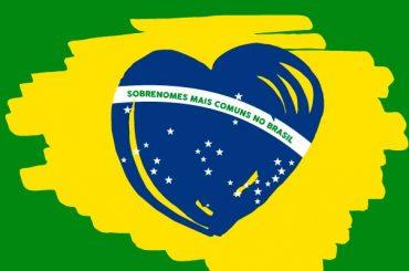sobrenomes mais comuns no brasil
